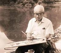 """李可染号称""""近代极具影响力的山水画大师"""",为何内行不屑一顾"""